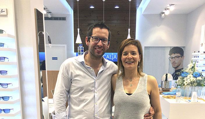 Pedro Garrido & Cristina Duarte
